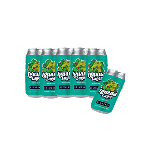BREWERKZ Iguana Lager 6 Cans