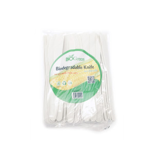 Biodegradable Knifes X 20 Pcs