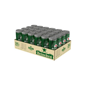 Heineken Beer 24 Cans X 330ml