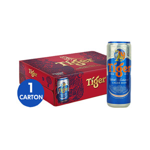 Tiger Beer 330ml X 24 Cans
